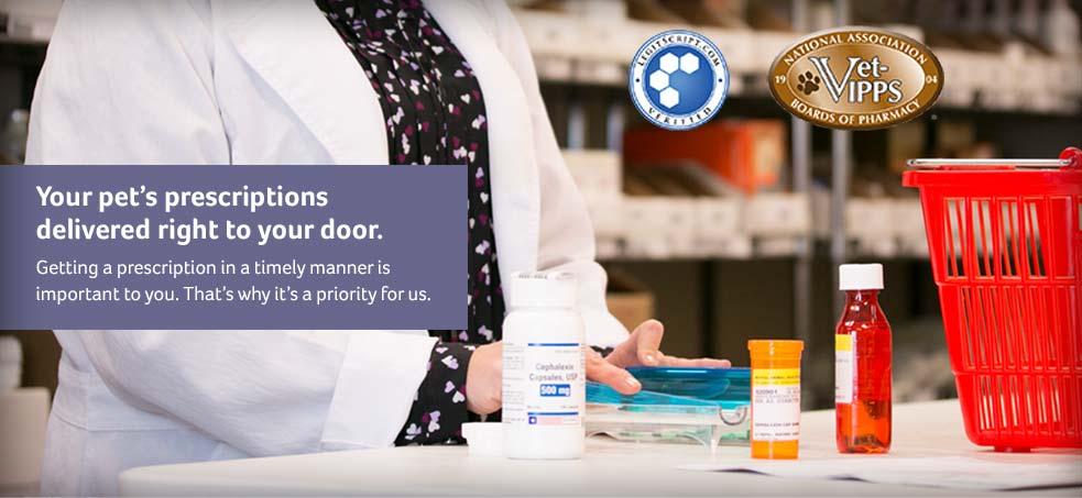 pet prescriptions delivered