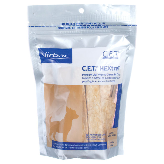 C.E.T. HEXTRA Premium Chews for Dogs