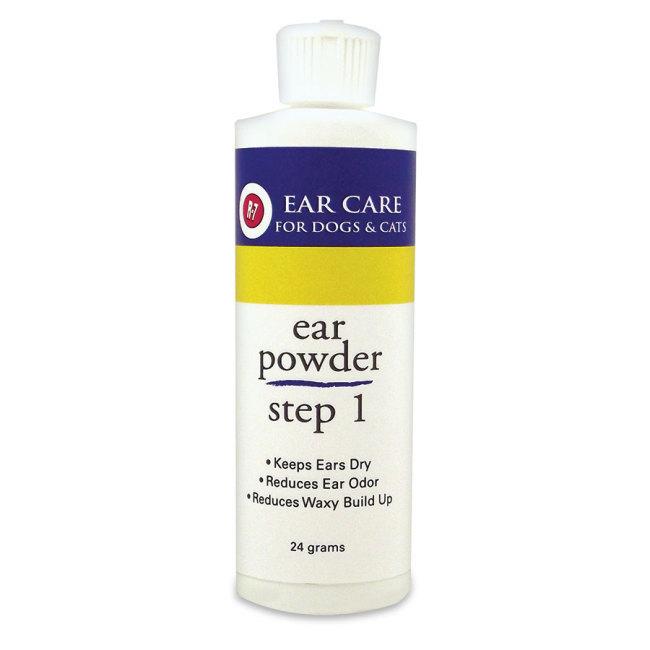 R-7 Ear Powder