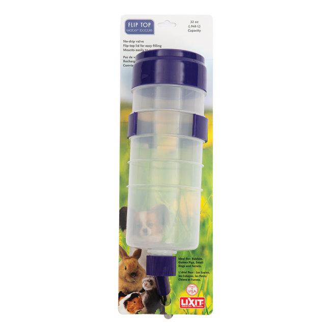 Lixit Quick Lock Flip Top Water Bottle