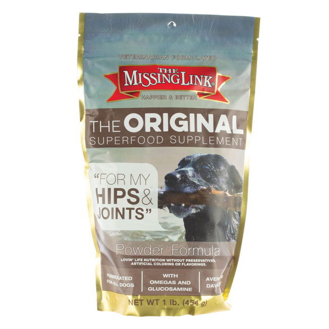 Missing Link Ultimate Canine Hip & Joint Formula