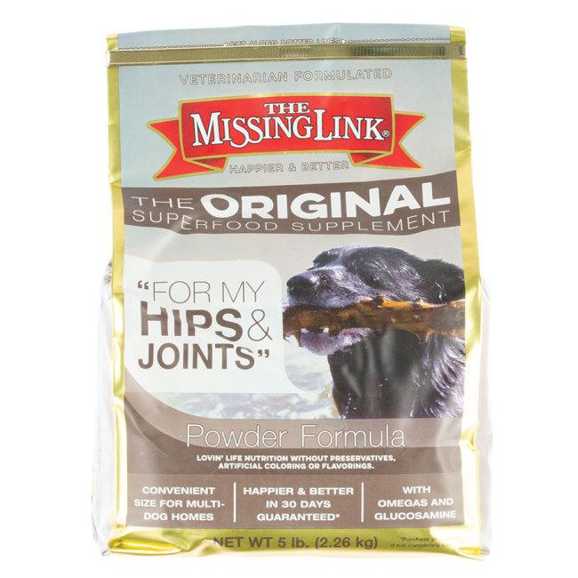 Image of Missing Link Ultimate Canine Hip & Joint Formula 5 lb