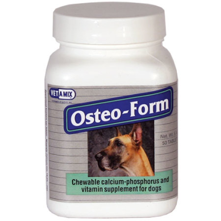 Osteo-Form Chewable Tablets