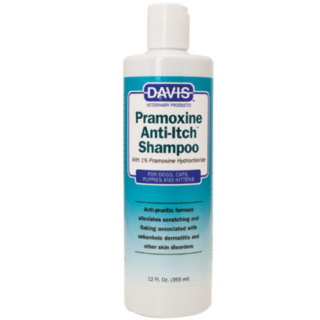 Pramoxine Anti-Itch Shampoo