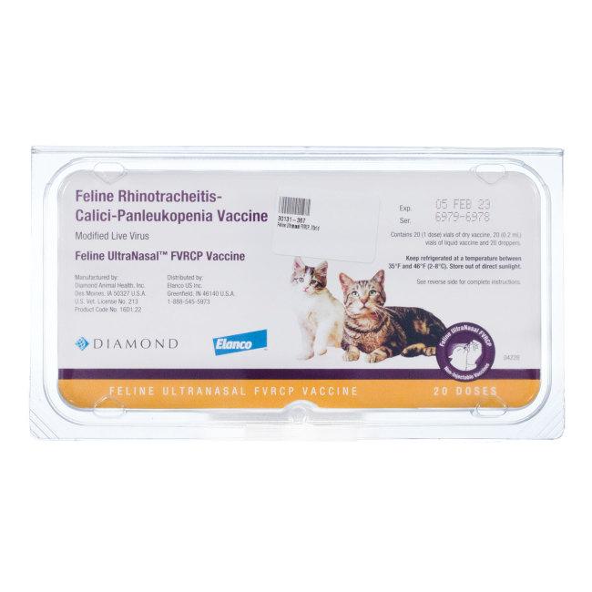 Feline UltraNasal FVRCP