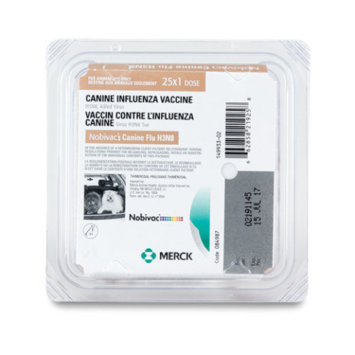 Nobivac Canine Flu H3N8 Vaccine