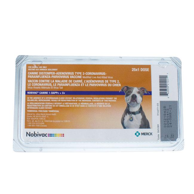 Nobivac Canine 1-DAPPv+Cv (Galaxy DA2PPv+Cv)