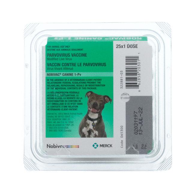 Nobivac Canine 1-Pv (Galaxy Pv), 25x1d