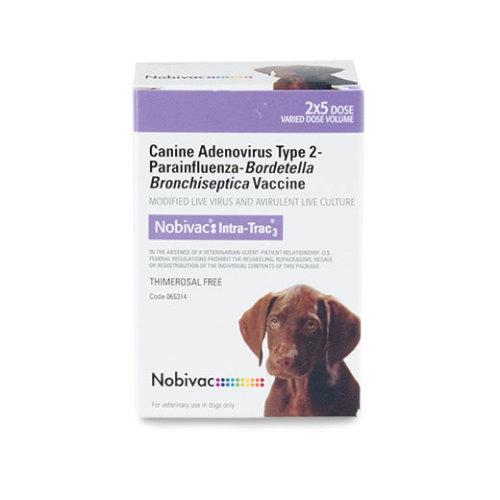 Nobivac Intra-Trac3, 2 x 5 ml