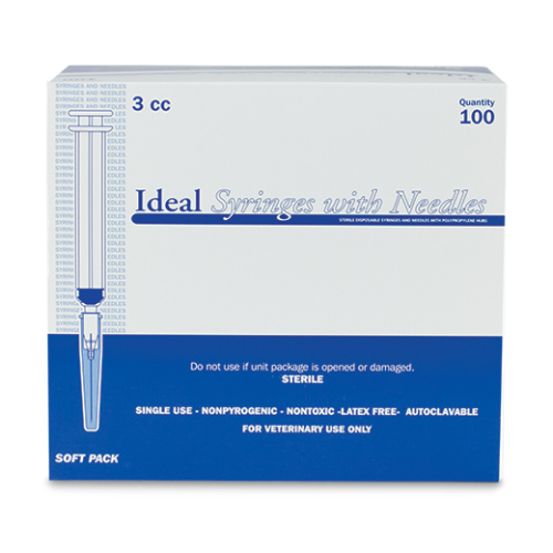 Economy Syringes with Needles