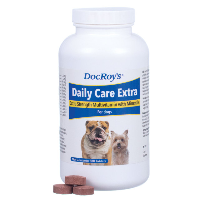 Doc Roys DAILY CARE EXTRA CANINE