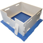 MagnaBox Whelping Box